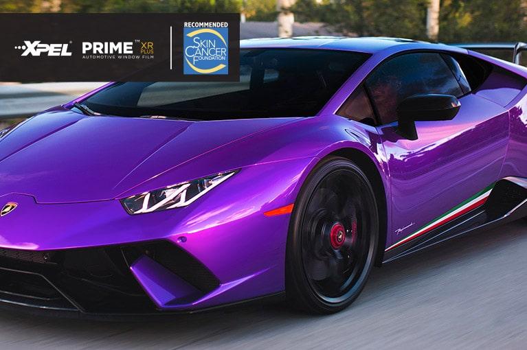 XPEL-PRIME-XR-PLUS-Window-Tint- Vitres teintées Dijon Auto Racing